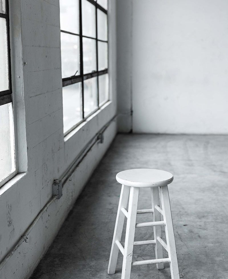 The White Chair