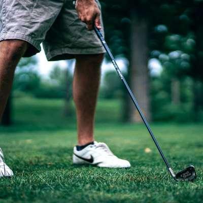Annual golf tournament at nanovi